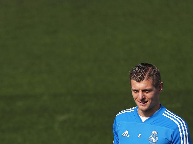 Zidane refuses to confirm Kroos stay at Real Madrid