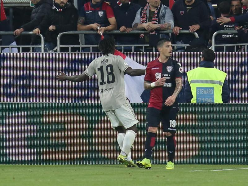 Allegri, Bonucci blames Kean for provoking fans after racist chants