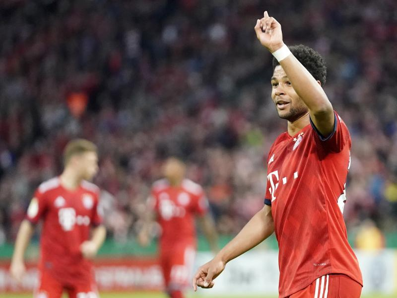 Serge Gnabry throws jab at London teams after Bayern's win at Chelsea