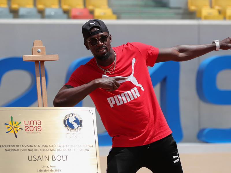Usain Bolt sends transfer message to Manchester United about Paul Pogba