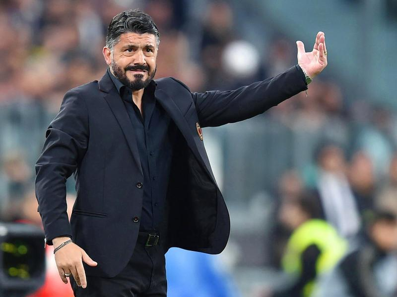 Gattuso in line to replace Ancelotti at Napoli