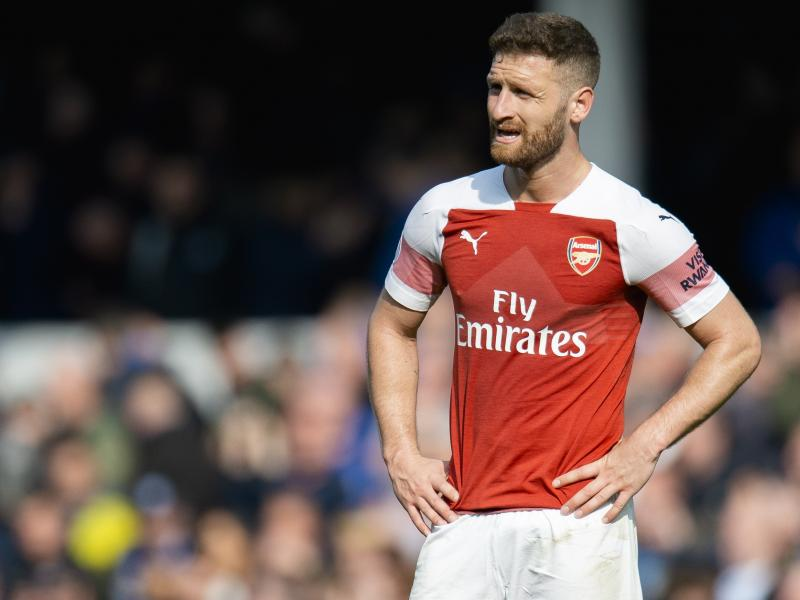 Shkodran Mustafi provides an update of his future amid AC Milan interest