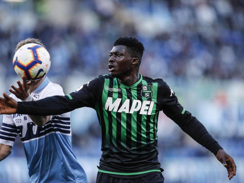 Ghanaian midfielder Alfred Duncan set for Sassuolo exit in January