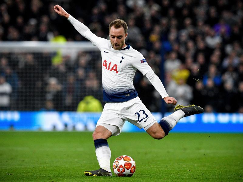 Spurs set to offer Christian Eriksen a new deal