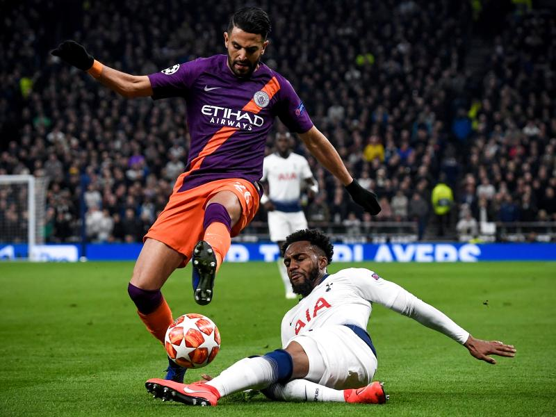 Mahrez threatens to quit Manchester City