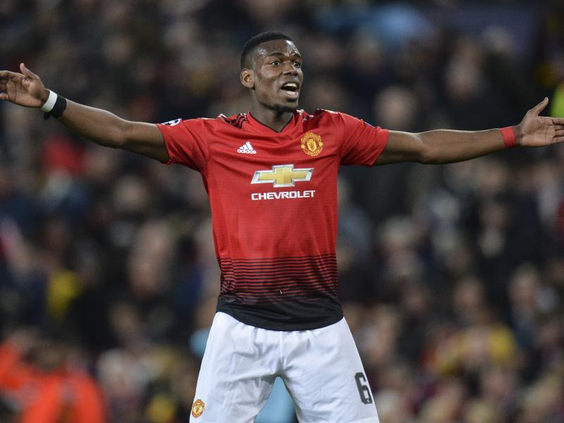 We can hurt Barcelona at Nou Camp, says Pogba