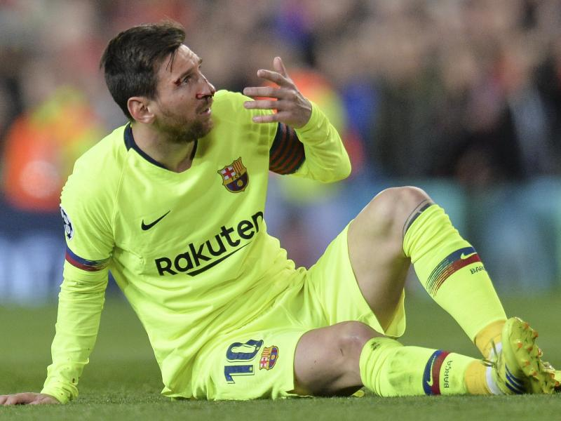 Barcelona President Bartomeu refute claims of Messi refusing a pay cut