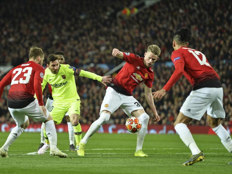 Manchester United vs Barcelona: How we rated the players
