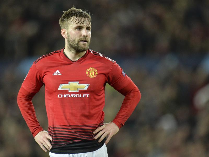 Luke Shaw names former Chelsea star as his footballing hero
