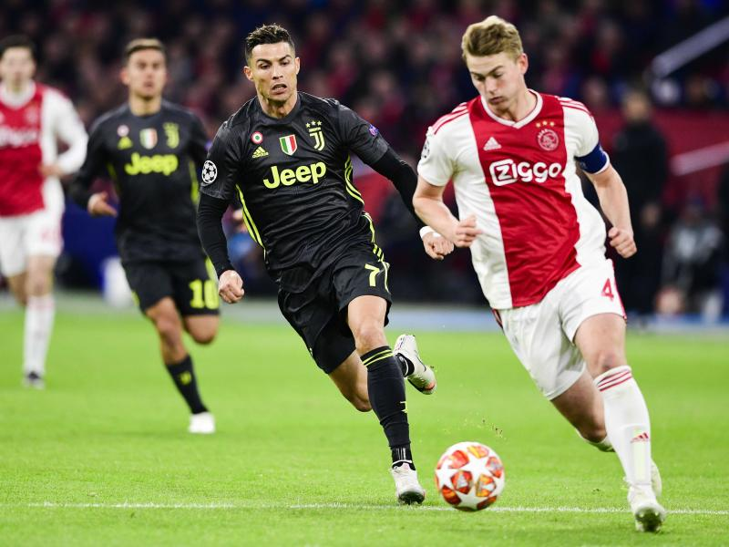 Man United rule out De Ligt move