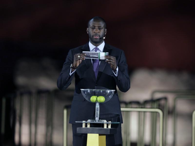 Yaya Toure opens the lid on his pre-match superstition