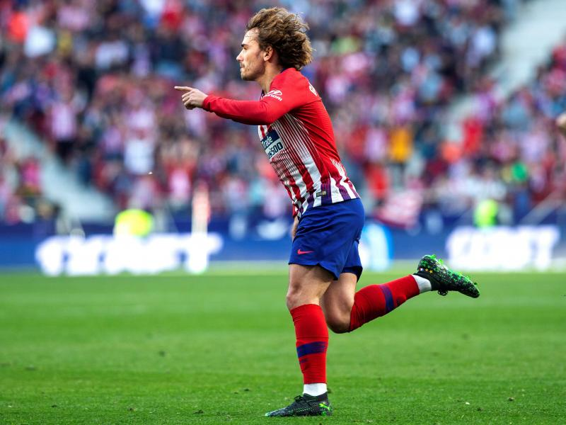 Confirmed: Griezmann to join Barcelona