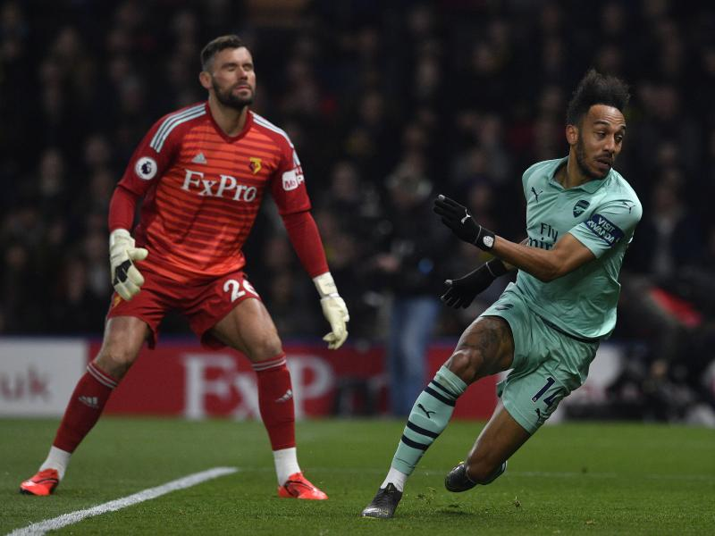 Watford keeper discusses costly error against Arsenal