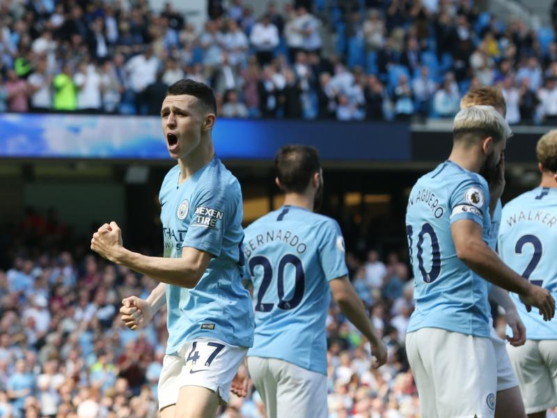 Foden tipped to 'take over' from David Silva