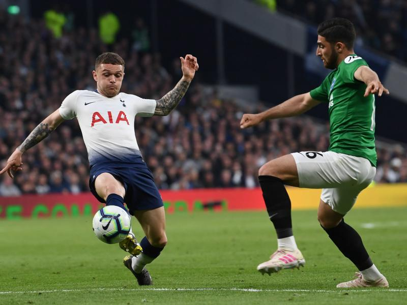 Napoli looking to sign Tottenham Hotspurs defender