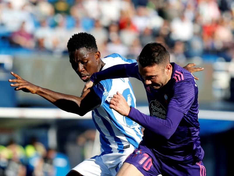 Nigerian defender Omeruo hopeful Leganes will bounce back
