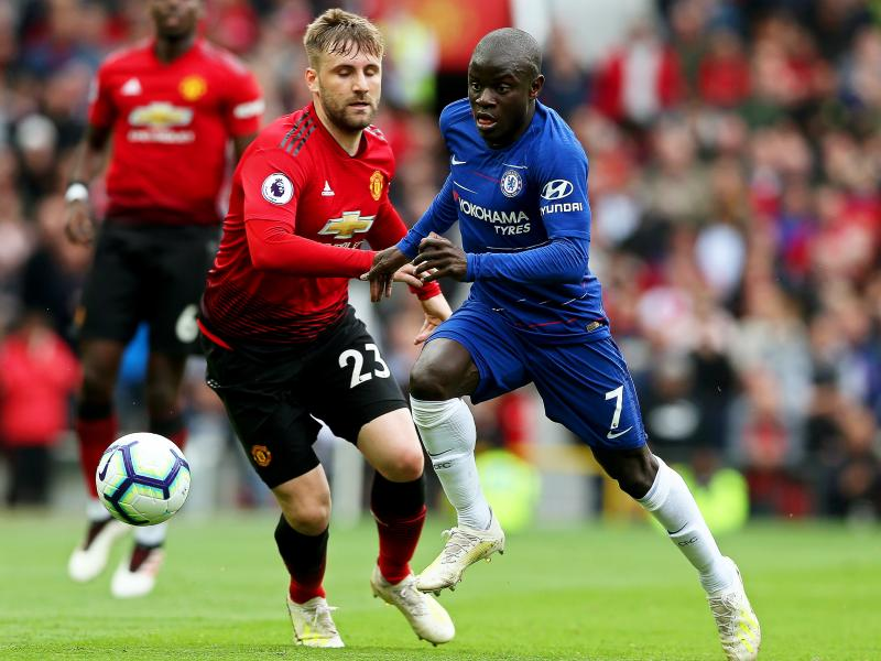 Luke Shaw explains how Manchester United players reacted to Chelsea draw