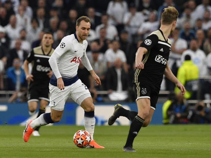 PSG aim to hijack Real Madrid's move for Christian Eriksen