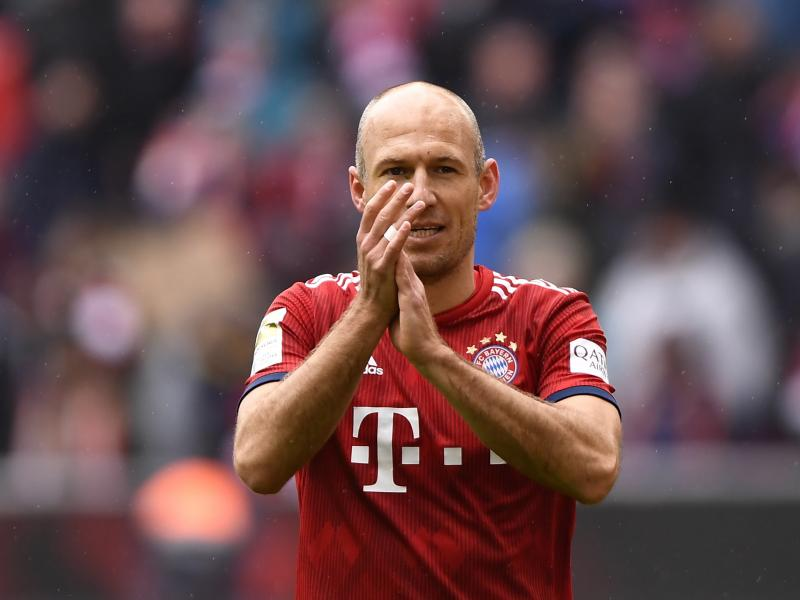 Arjen Robben says politics forced him out of Real Madrid