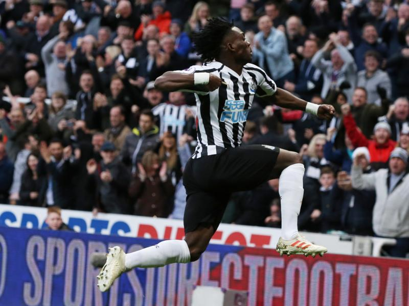 Christian Atsu returns to action, provides assist as Newcastle edged Tottenham