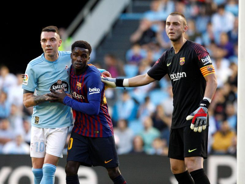 🇸🇳🌬 LaLiga chats with Barcelona's flying Senegalese fullback Moussa Wagué