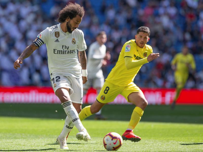Arsenal interested in Real Madrid's Marcelo