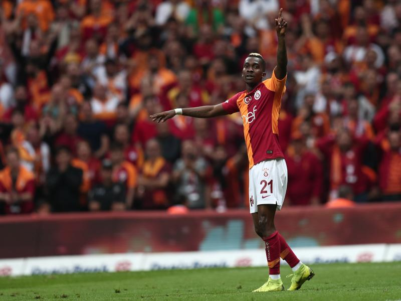 Onyekuru puts on impressive display as Galatasaray go top of Super Lig table