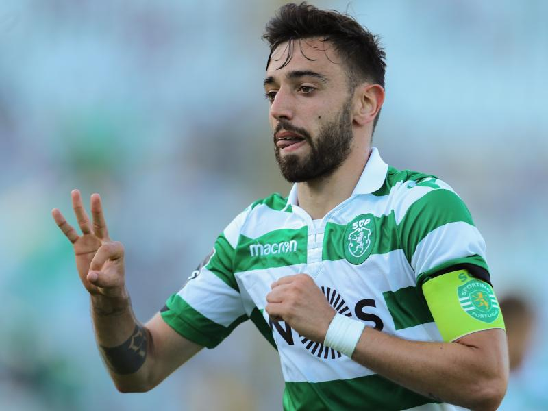 Sporting Lisbon manager provides update on Bruno Fernandes ahead of Benfica clash