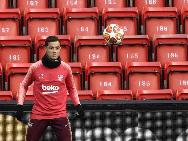 Arsenal set to sign Philippe Coutinho on loan
