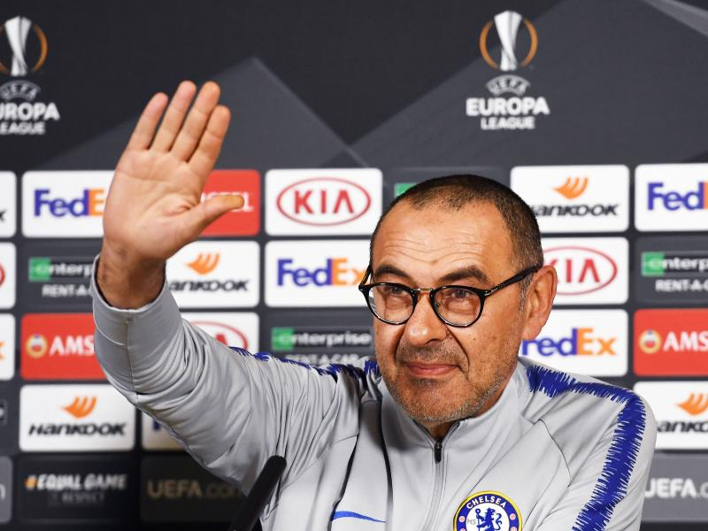 Football Gossip:  Chelsea's Maurizio Sarri agrees deal to take over at Juventus