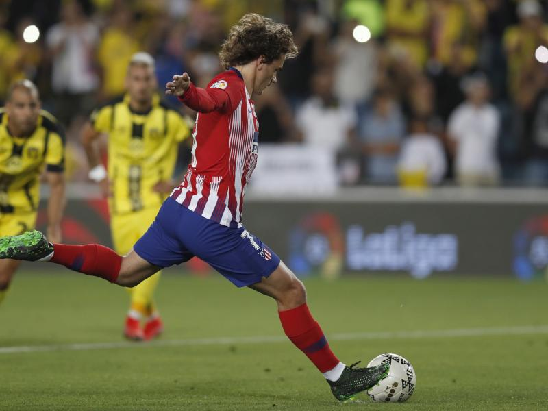 Atletico Madrid unhappy with Griezmann's move to Barcelona, set to open legal proceedings