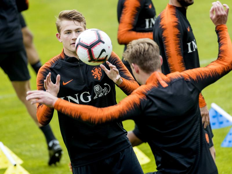 De Ligt makes transfer decision