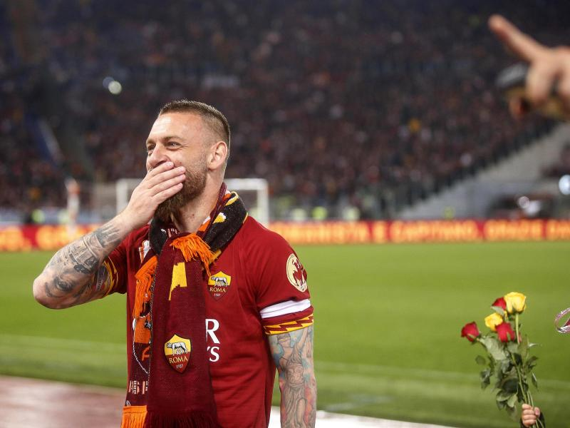 Arsenal legend Ian Wright urges Arsenal to sign Daniele De Rossi