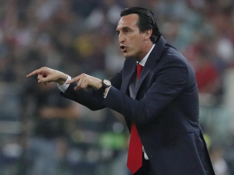 Emery picks two Arsenal stars who impressed him most against Liverpool