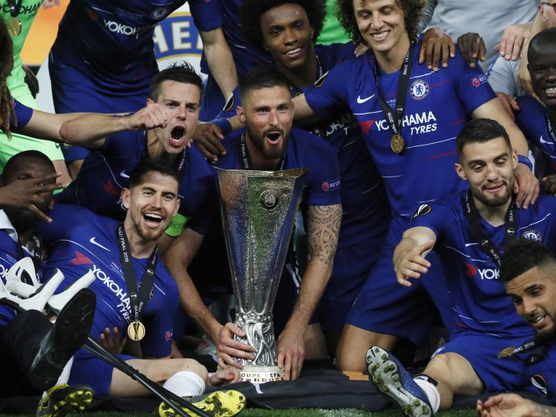 Chelsea sets new record after Europa League win