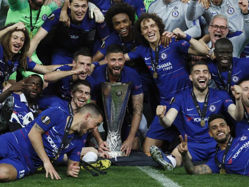 🏴 Where do English clubs rank among Europe's elite in Europa League title wins?