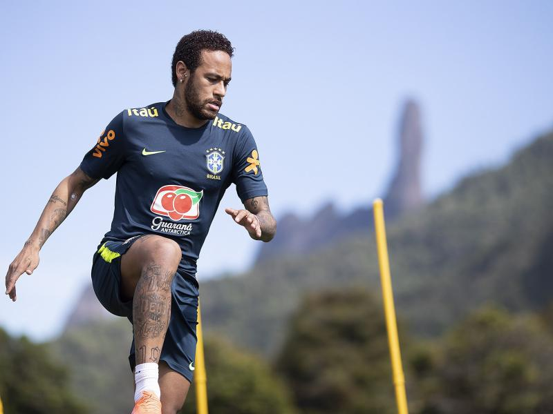 Brazil name Neymar, Casemiro, 21 others for friendly vs Nigeria