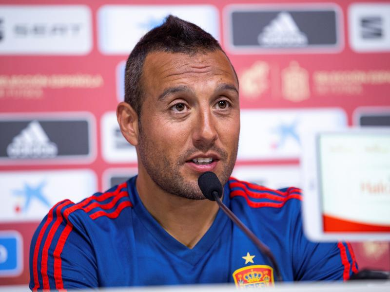 Santi Cazorla stunned by Spain recall