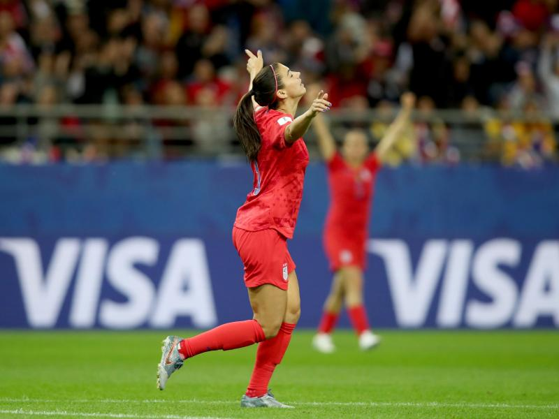 Women's World Cup: Bet on USA's superstars to pass stern test against Spain