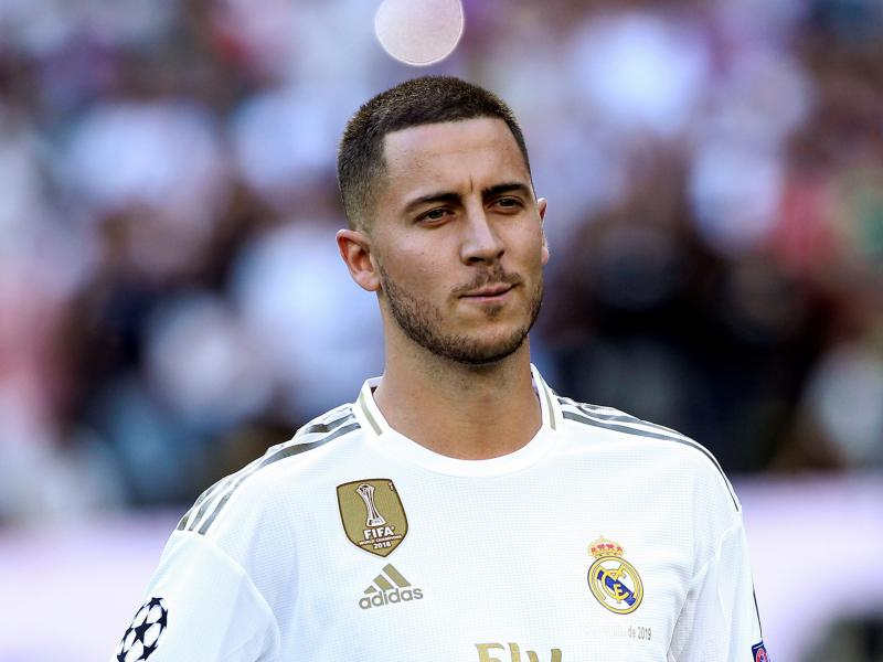 Real Madrid suffers huge blow as Hazard is ruled out of season opener with thigh injury