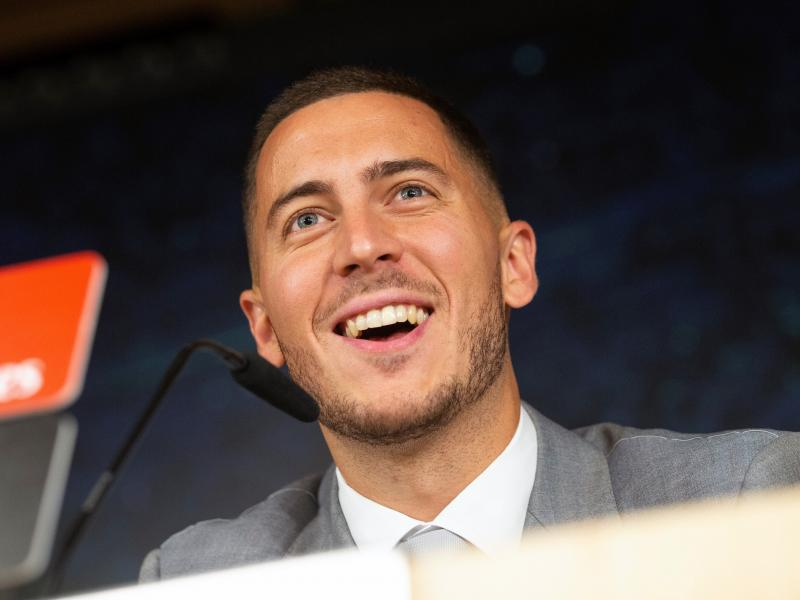 Torres backs Hazard to hit higher levels at Real Madrid