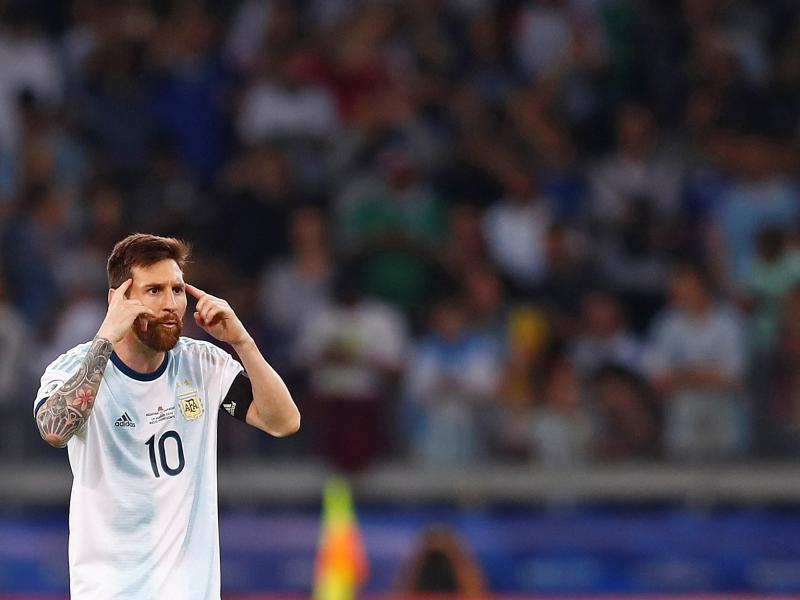 Lionel Messi speaks out after win over Qatar in Copa America