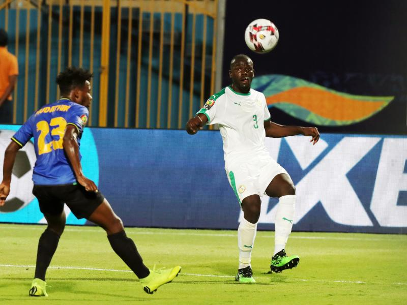 Senegal coach Aliou Cisse bemoans missing Kalidou Koulibaly in the AFCON final