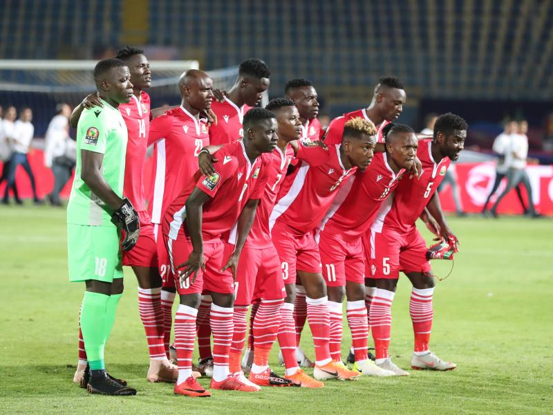 Uganda defender beaming with confidence ahead of Harambee Stars clash