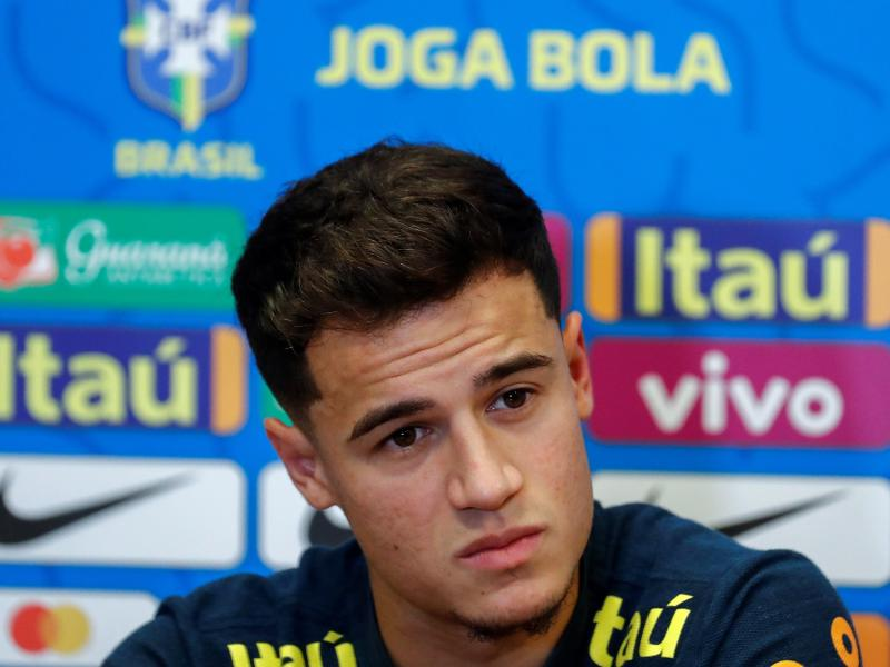 Read Coutinho's first comment after joining Bayern