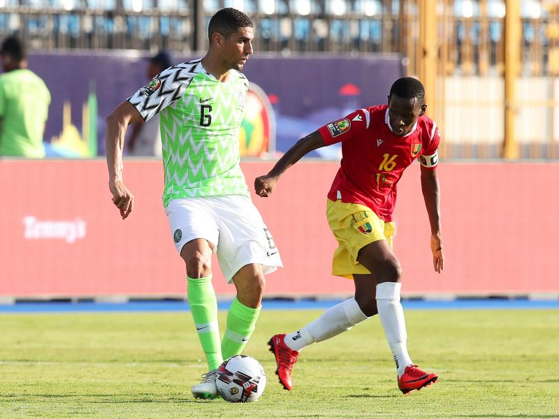 Rohr may drop Balogun, Ogu from Super Eagles