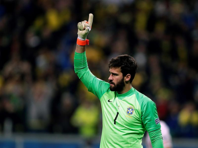 Klopp provides injury update on Alisson