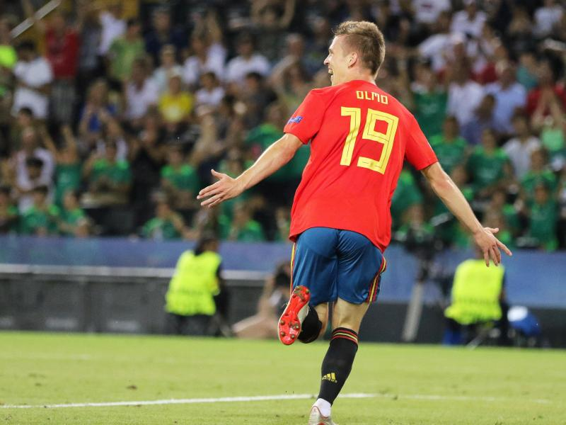 Man United reportedly in for €35m Dani Olmo