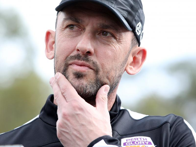 Perth Glory coach reveals most of his players support Manchester United