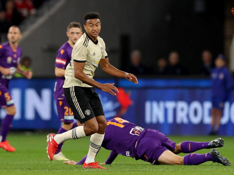 Solskjaer demands more from under performing Jesse Lingard